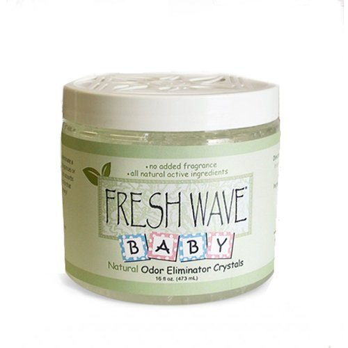 Fresh Wave Baby Crystals 16 oz Jar