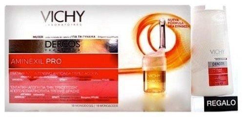 Vichy Dercos Aminexil Pro Women 18 Monodoses+