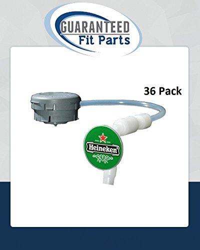 Heineken 36 Pack B100 Beertender Tubes By Gfp