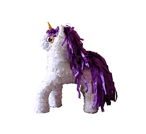 Little Pony White Pinata (My Lil Pony Table compare prices)