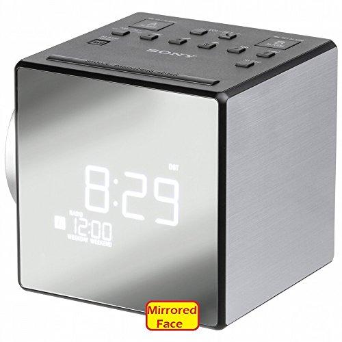 alarm clock with sound machine