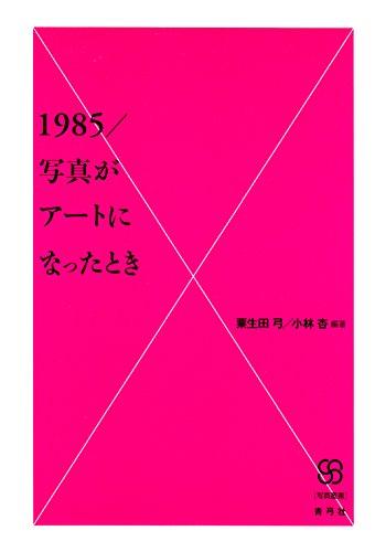 1985/写真がアートになったとき (写真叢書)
