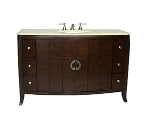 54 euro style bathroom sink vanity cabinet ba 4447m