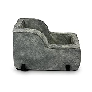 snoozer high back console pet car seat large high back chaparral automotive pet. Black Bedroom Furniture Sets. Home Design Ideas