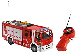 Ek trade Rc Fire Truck Iveco Excl.:Amazon:Toys & Games