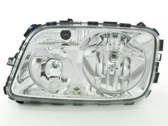 Spare parts headlight left Mercedes Benz Actros Yr. 08-