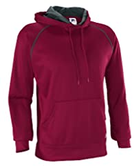 Russell Athletic Youth Technical Performance Fleece Pullover Hood
