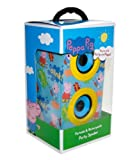 Peppa Pig Speaker - Portable & Rechargeable (PP0097)