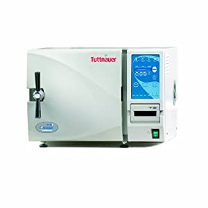 Heidolph Tuttnauer 2540E Autoclave Sterilizer, Electronic Model Without Printer 41YjDye6D9L._SL500_AA300_