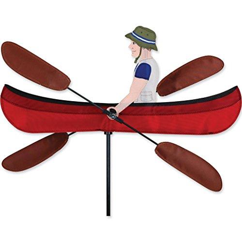 Whirligig Canoe Spinner - 20 In.