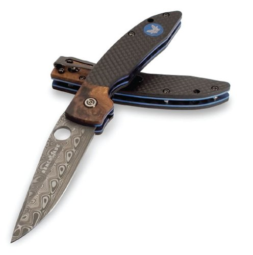 Benchmade Mini-Afck Gold Class Knife