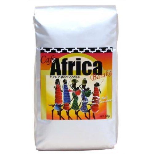 アフリカフェ インスタントコーヒー 詰替用 80g