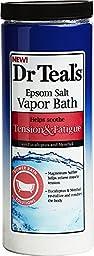 Dr. Teal\'s Tension and Fatigue Epsom Salt Vapor Bath (22-Ounce)
