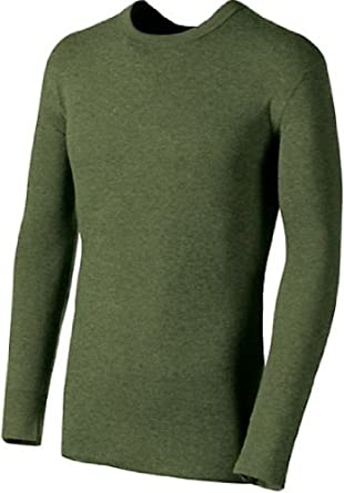 Buy Duofold by Champion KMO1 Originals Mid-Weight Wool-Blend Mens Thermal Shirt by Champion