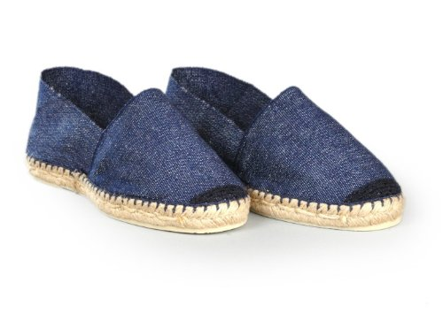 Espadrille-homme-jeans-fabrication-artisanale-made-in-pays-basque-france
