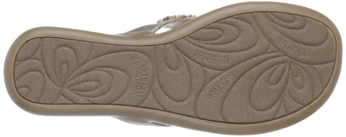 Kenneth Cole REACTION Women's Glam Athon Sandal,Champagne,8 M US