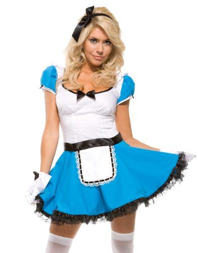 Alice In Wonderland Costume - Wonderland Sass by Forplay