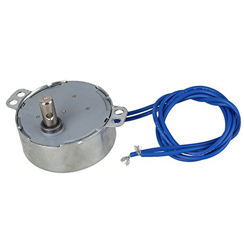 BQLZR Turntable Synchronous Motor 50/60Hz AC 110-127V 4W 5-6 RPM CCW/CW TYC-50 Torque 4KGF.CM (4 Turntable compare prices)