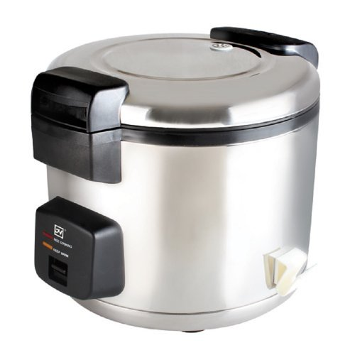 Thunder 33 Cup (uncooked) / 66 cups (cooked) Rice Cooker/Warmer SEJ60000 (Electric Rice Cooker 28 Cup compare prices)