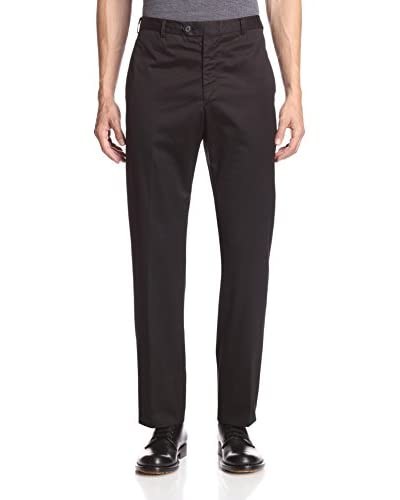 Valentino Men's Flat-Front Trousers