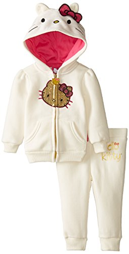 Hello-Kitty-Baby-Girls-2pc-Hoodie-and-Pants-Set