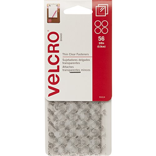 Find Cheap Velcro brand Mini Fasteners 3/8' Dots 56/Sets White