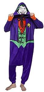 DC Comics The Joker Kigurumi One Piece Pajama (One Size)