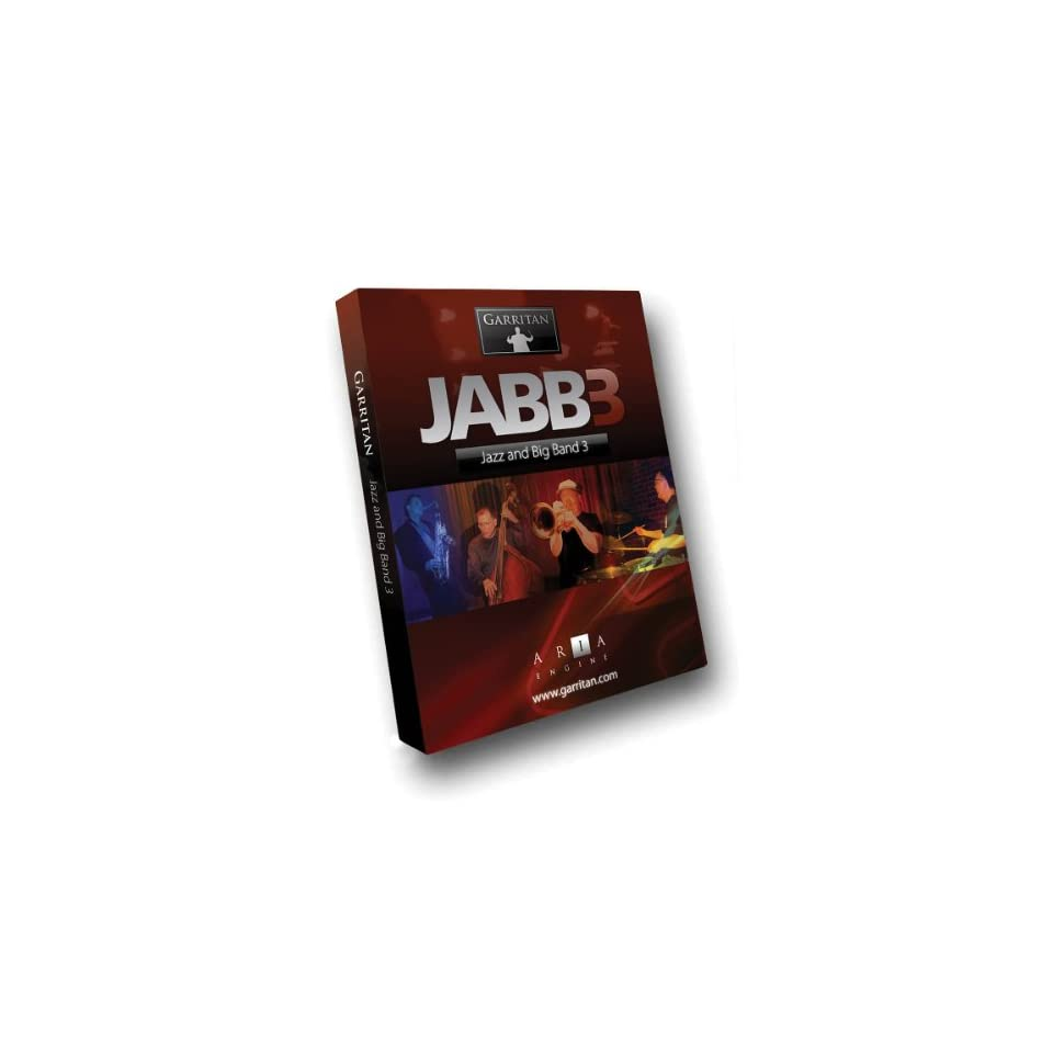 Garritan Jazz And Big Band 3 Sound Library Musical Instruments