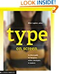 Type on Screen (Design Briefs)