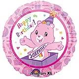 CARE BEARS HAPPY BIRTHDAY MYLAR BALLOON 18 INCH PARTY SUPPLIES