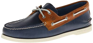 Sperry Top-Sider Mens Authentic Original Cyclone Boat Shoe by Sperry Top-Sider