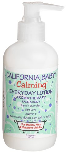 California Baby Everyday Lotion - Calming, 6.5 Oz (Pack Of 3)