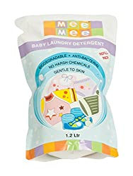 Mee Mee MM-1305  Baby Laundry Detergent, 1.2Ltr