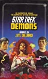 Demons (Classic Star Trek 30) (0671708775) by J M Dillard