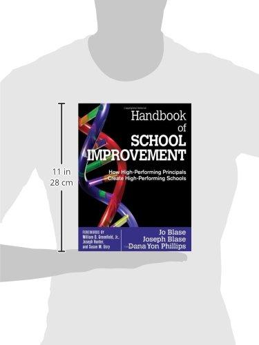Handbook School Improvement High Performing Principals dp