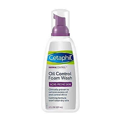 Cetaphil DermaControl Oil Control Foam Wash 8 oz