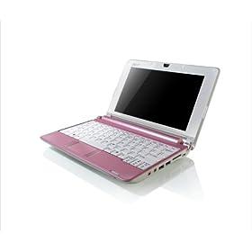 Acer Aspire One A150L 8.9-inch Netbook (Linpus Linux Lite, 1GB RAM, 160GB HDD, Intel Atom Processor N270 1.60 Ghz, Pink)