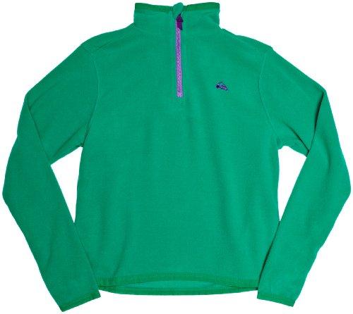 Quiksilver Aker Half Zip Youth Boy's Sweatshirt