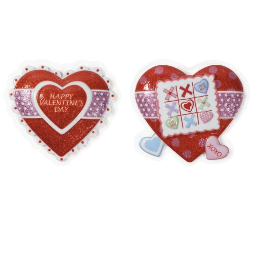 Valentine's Day Heart Cake Decoration Party Accessory