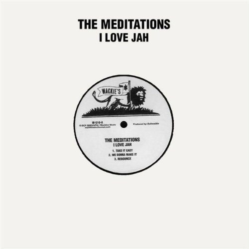 The Meditations – I Love Jah (Reissue) (2002) [FLAC]