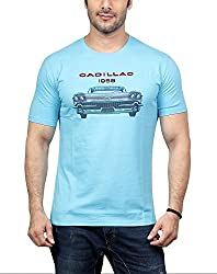 National Garments Men's Cotton T-Shirt_006a_Blue_S
