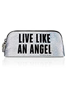 "Victoria's Secret Victoria's Secret Fashion Show Small Cosmetic Bag ""Live Like An Angel"""