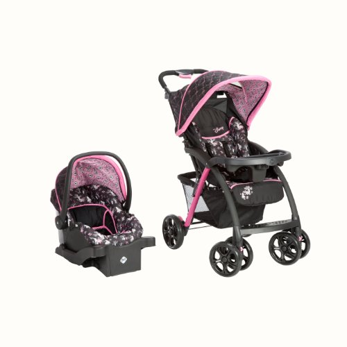 Review Disney Saunter Luxe Travel System, Alice In Wonderland