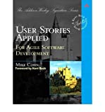 img - for By Mike Cohn User Stories Applied: For Agile Software Development (1st Edition) book / textbook / text book