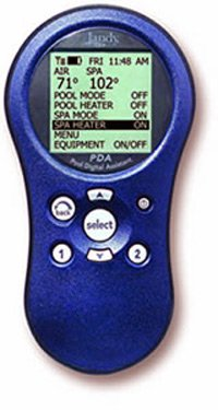 Jandy PDA Wireless Remote Replacement image