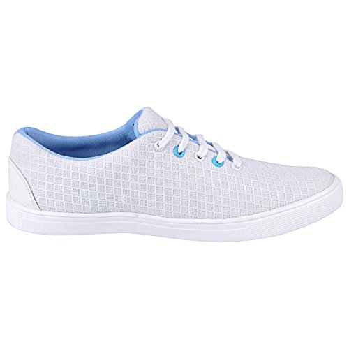8e3050dbf 75% OFF on Red Rose Men's Stylish & Comfert White casual shoes on Amazon |  PaisaWapas.com