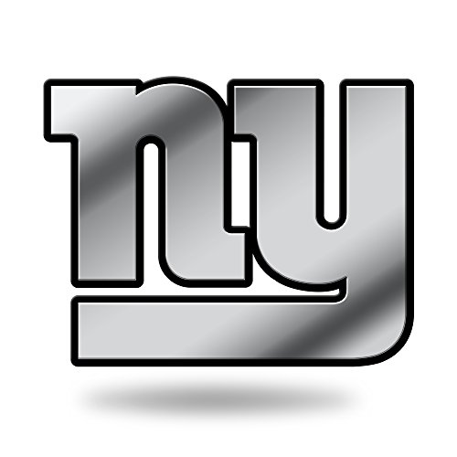 NFL New York Giants Molded Auto Emblem (Nfl Truck Accessories compare prices)