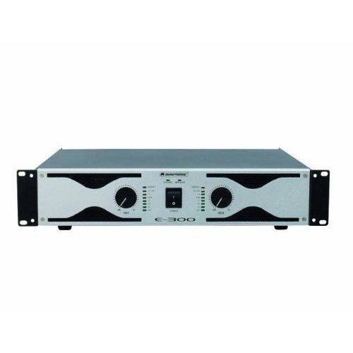 Omnitronic-E-300-2-Kanal-Verstrker-Endstufe-300-Watt