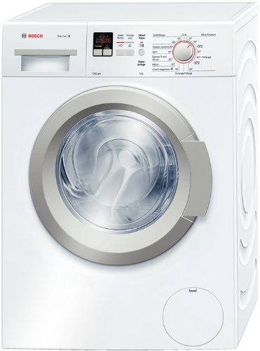 Bosch WLK24161FF machine à laver - machines à laver (Autonome, Charge avant, A+++, A, C, Blanc)