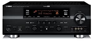 Yamaha RX-V863BL 735 Watt 7.1-Channel Home Theater Receiver (Discontinued by Manufacturer)
